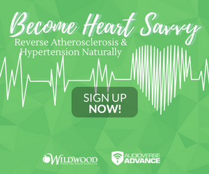 Sign up for Heart Savvy!
